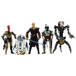 C-3PO Droid Factory Capture 5-Pack