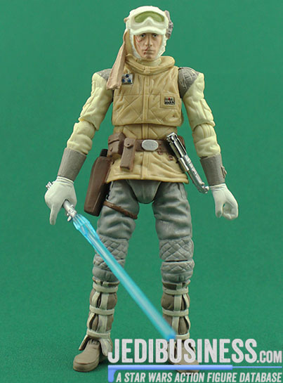 Luke Skywalker Wampa Attack! The Black Series 3.75""