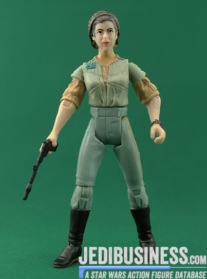 Princess Leia Organa Battle On Endor 8-Pack The Black Series 3.75""