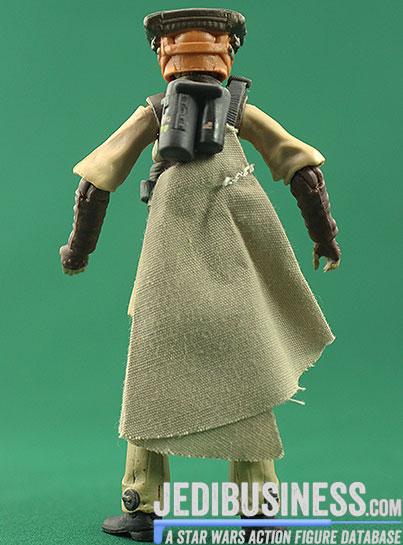 Princess Leia Organa Boushh Disguise The Black Series 3.75""