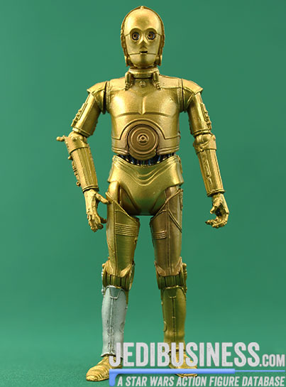 C-3PO figure, BS2Exclusive