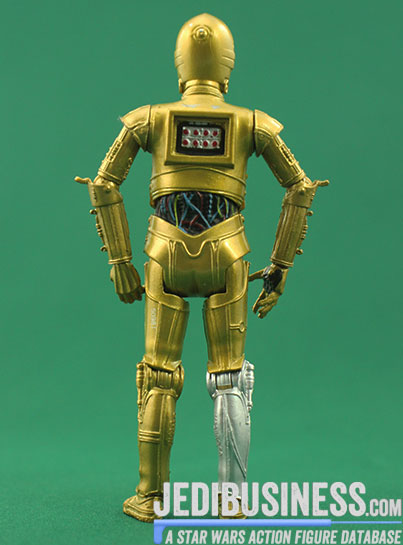 C-3PO The Empire Strikes Back The Black Series 3.75""