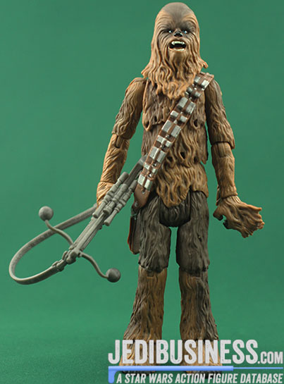 Chewbacca figure, BS2