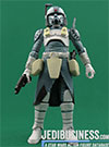 Commander Wolffe, The Clone Wars figure