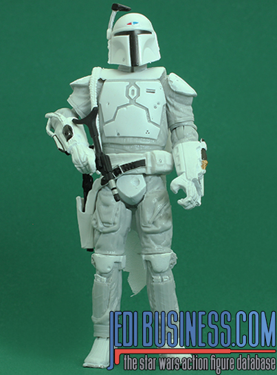 Boba Fett Prototype Armor The Black Series 3.75""