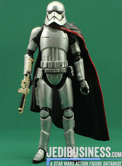 Captain Phasma figure, blackthree
