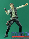 Han Solo, 40th Anniversary Titanium Series figure