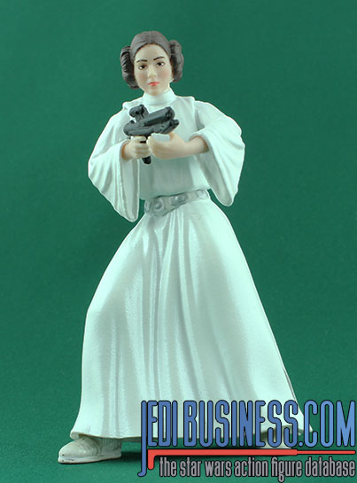 Princess Leia Organa figure, BlackSeriesTitanium