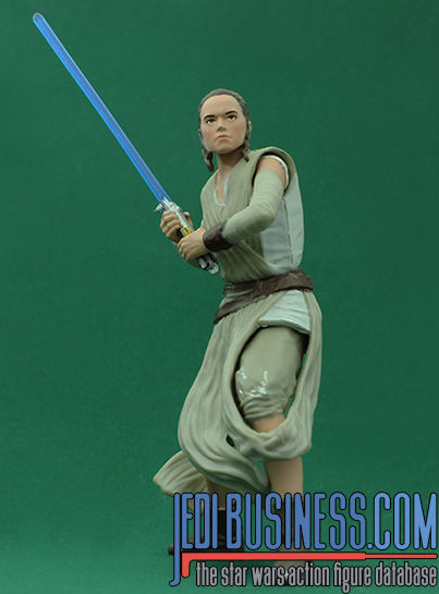 Rey figure, BlackSeriesTitanium