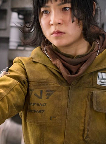 Rose Tico (blackthree)