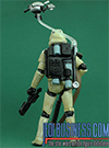 Sandtrooper, With Sentry Droid Mark IV figure
