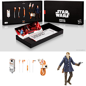 Han Solo Special Cinema Box