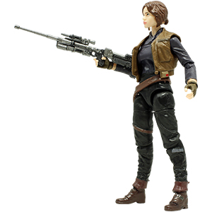 Jyn Erso Rogue One