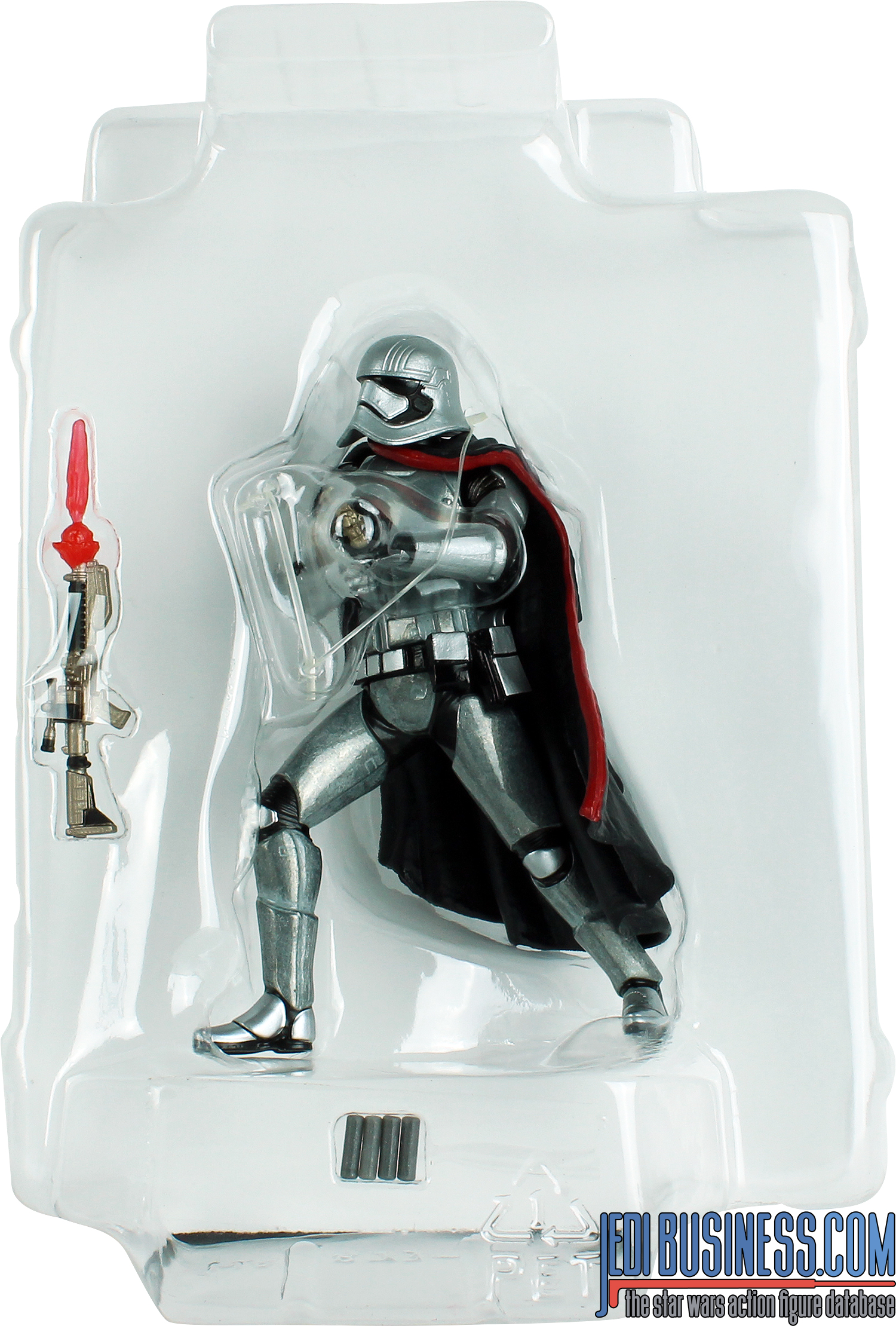 Captain Phasma The Force Awakens Titanium Series