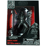 Darth Vader 40th Anniversary Titanium Series