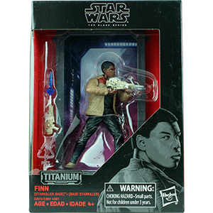 Finn The Force Awakens Titanium Series