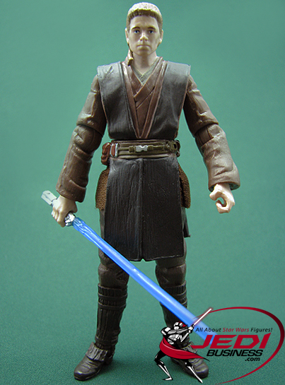 Anakin Skywalker Attack Of The Clones The Black Series 3.75""
