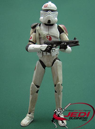 Commander Neyo figure, TBS