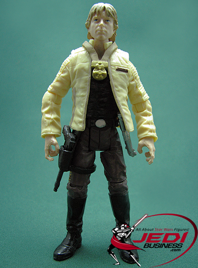 Luke Skywalker figure, TBSBasic2013