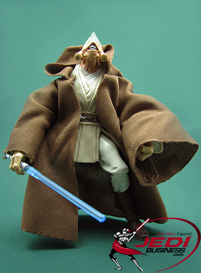 Pablo-Jill Attack Of The Clones The Black Series 3.75""