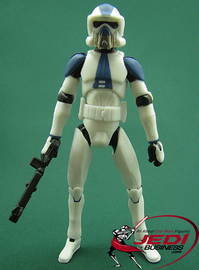ARF Trooper figure, TCWDeluxe