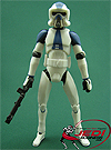 ARF Trooper, With 501st Legion AT-RT figure