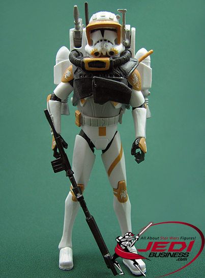 Commander Cody figure, CW4