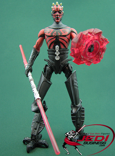 Darth Maul figure, CW4
