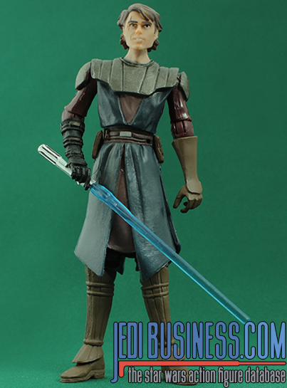 Anakin Skywalker Ultimate Gift Set 5-Pack The Clone Wars Collection