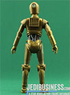 C-3PO, Capture Of The Droids 4-Pack figure