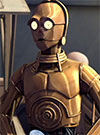 C-3PO Capture Of The Droids 4-Pack The Clone Wars Collection