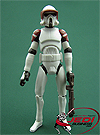 ARF Trooper, With Republic Scout Speeder figure