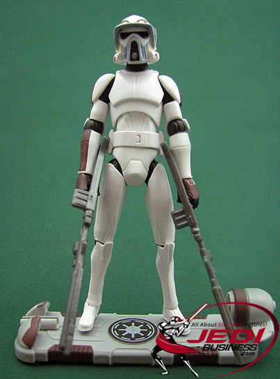 ARF Trooper With Speederboard