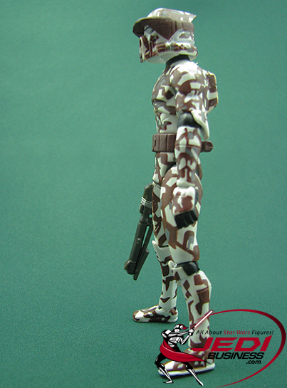 ARF Trooper With AT-RT Walker The Clone Wars Collection