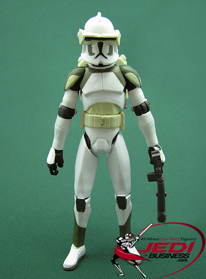 Aerial Recon Trooper figure, TCWBattlepack