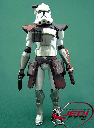ARC Trooper figure, TCWBattlepack