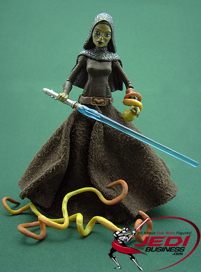 Barriss Offee figure, CW2