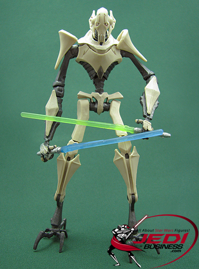 General Grievous Battle Damaged