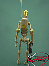Battle Droid Commander, Clone Wars figure