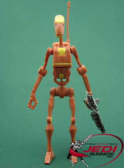 Battle Droid Waxer and Battle Droid 2-pack