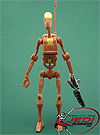 Battle Droid, Waxer and Battle Droid 2-pack figure