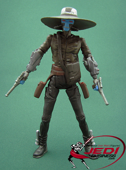 Cad Bane With Pirate Speeder Bike