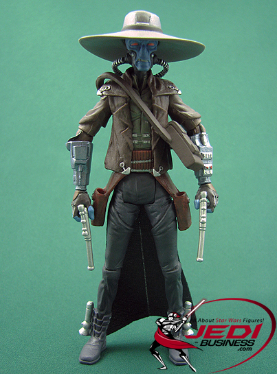 Cad Bane With Todo 360