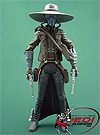 Cad Bane, With Todo 360 figure