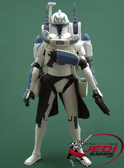 Captain Rex With Propulsion Pack