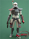 Commander Colt Figure - Clone Wars