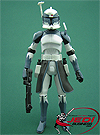 Commander Wolffe, Clone Wars figure