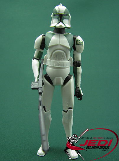 Clone Trooper Buzz figure, TCWDeluxe