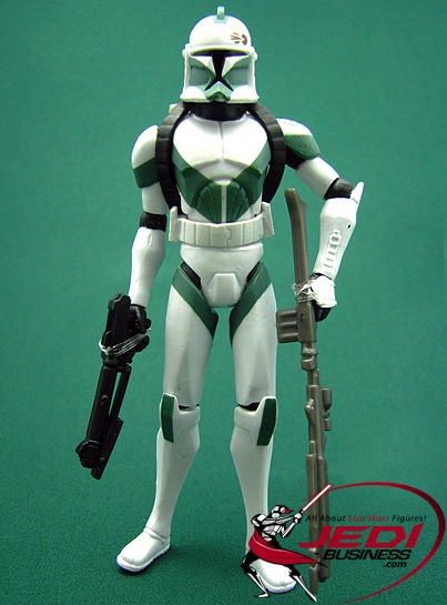 Clone Trooper Draa figure, CW2
