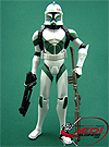 Clone Trooper Draa, Clone Wars figure